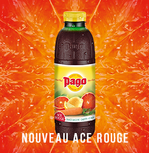 PAGO ACE Rouge