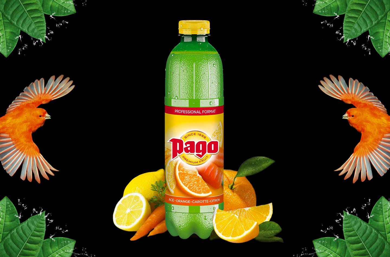 ACE ~ Orange Carotte Citron