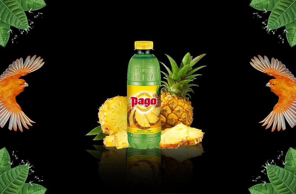 Nectar d'Ananas