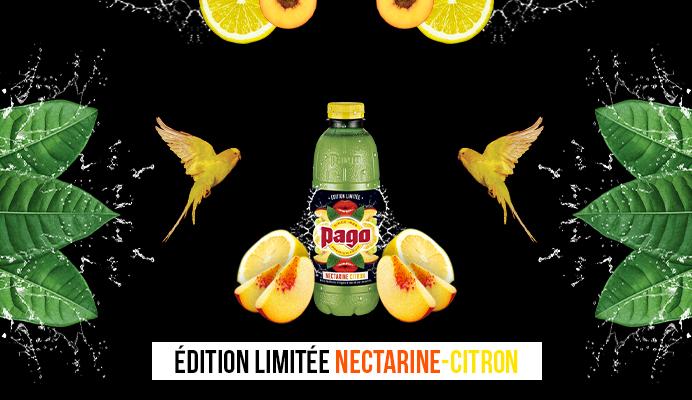 Edition Limitée Nectarine Citron